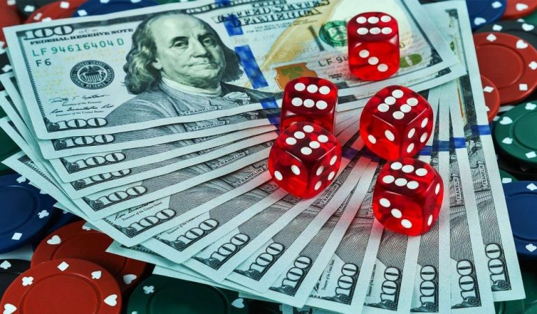 What Can you Do About Gambling Proper Now?